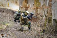 teambuilding paintball pro firmy